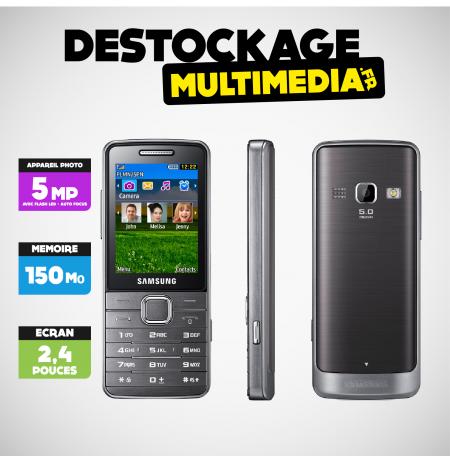 Samsung S5610 - GT-S5610