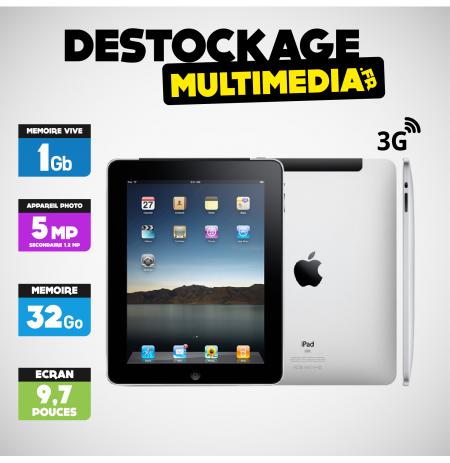 iPad 4 Retina 32 Go 3g