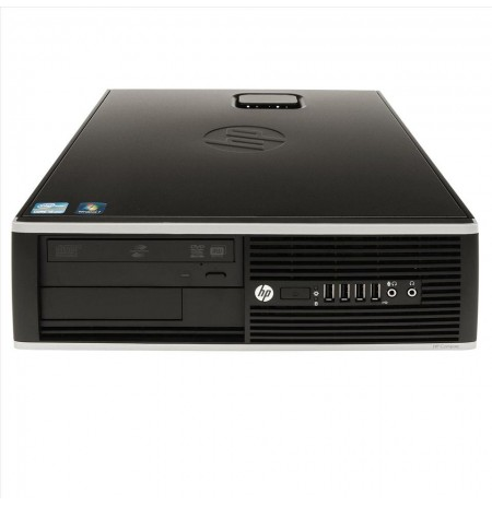 HP Elite 8000 Core 2 Duo 3GHz 4GB 250GB DVDRW Win7 Pro 64