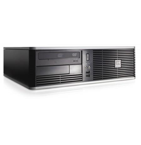 HP DC7900 E7200 Core 2 Duo 2.53Ghz 3Gb 250 Go Dvd Windows 7 Garantie 6 MOIS