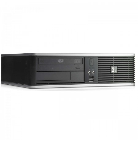 HP DC7800 SFF - Intel Core 2 Duo E4600 / 2.40 GHz - RAM 2 Go - HDD 160 Go - DVD - Gigabit Ethernet - Windows 7
