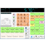 Pack Caisse Enregistreuse Tactile POSLIGNE GALEO 200 Avec Logiciel de Caisse NF 525
