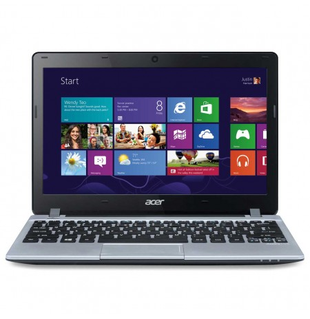 ACER V5-123 AMD D-CORE E1-2100 1GHZ 4GB 320 GO WIN 10 GARANTIE 1 AN