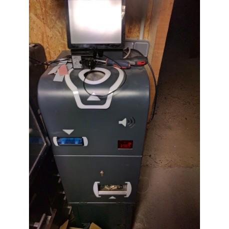 Caisse Automatique Toshiba Tec Système Encaissement automatisé avec Monnayeur et Ecran Tactile