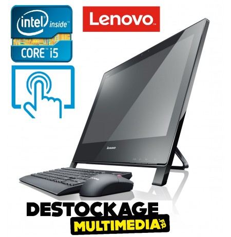 Lenovo ThinkCentre Edge 92z 3414 - Core i5 3470S 2.9 GHz - 4 GB - 500GO - LED 21.5""