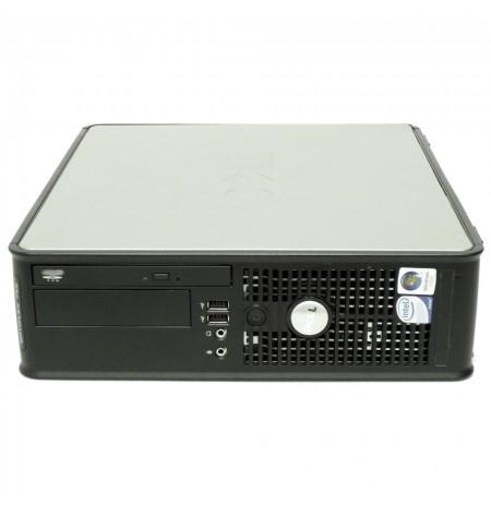 Dell Optiplex 755 SFF Desktop Core 2 duo E2180 2Ghz 2gb 80go Dvd Win 7 ou XP Garantie 6 mois