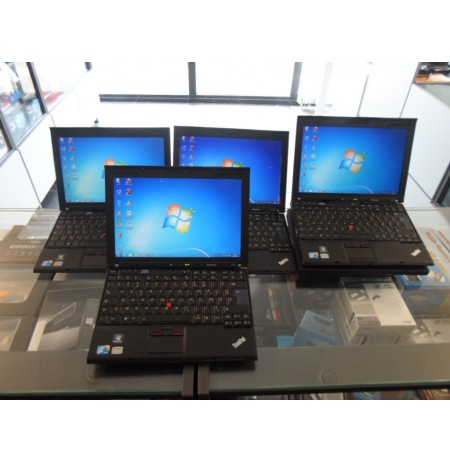 Lenovo ThinkPad X201 - 12 Pouces - Core i5 520M - 4 Go RAM - 160 Go Windows 7 pro ou Windows Xp