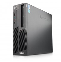 Lenovo-thinkcentre-m81-core i5-2500-3,3ghz-radeon-hd-5450-4gb-250go-Win7-pro-ou-Windows-10