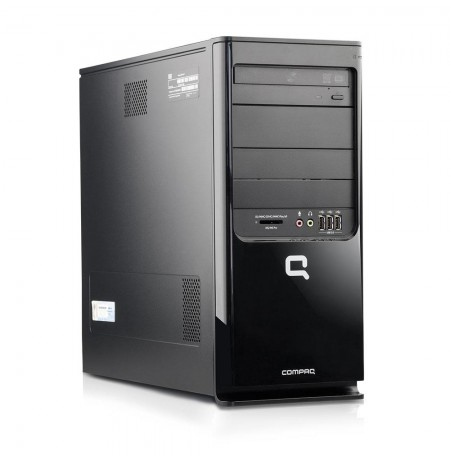 Compaq 315eu - Athlon II X2 215 2,7 GHz - 4 GB - 320 GB Dvdrw Windows 7