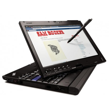 "Lenovo ThinkPad X200 Tablet Intel Core 2 Duo L9400 4Go 160Go Wifi 12,1"" Windows 7 ou Windows Xp"