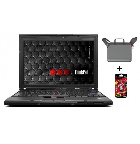Lenovo Thinkpad X201 /core I5 /2,4Ghz / RAM 4gb / DD 160go/ Windows 7 pro ou Xp Webcam