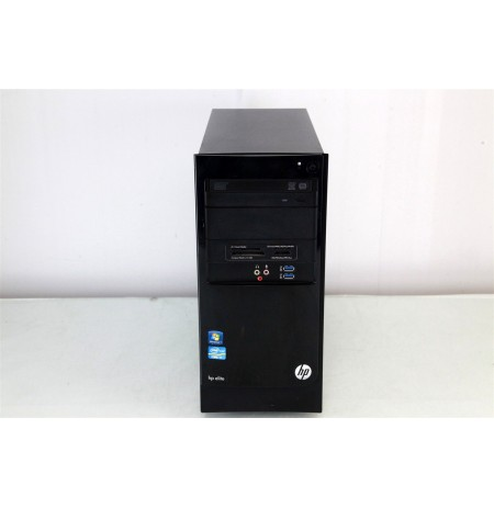 HP Elite 7300 Intel Core i7-2600 3,40 GHz 8 Go de RAM 128 Go SSD 750 Go HDD Win 10 ou 7 pro