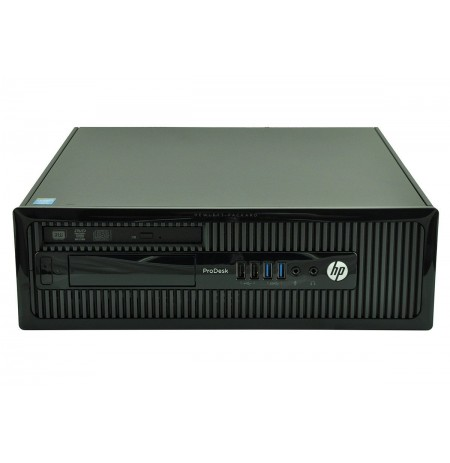 HP ProDesk 400 Intel Core i3 4130 3,4 GHz 500 Go 4 Gb Intel HD4400 Windows 7 Pro