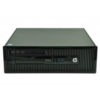HP ProDesk 400 G1 Intel Core i3 4160 3,6 GHz 500 Go 8 Gb Intel HD4400 Windows 10