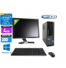 Pc Complet Dell Optiplex 790 Avec Ecran 20 pouces DELL core i3 2120 3.3GHZ 4Go 250Go Windows 7 ou 10 Word Excel Wifi