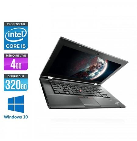 Lenovo Thinkpad L430 Laptop Core i5 3320M 2.6Ghz 4 GB 320GB Windows 10 ou Windows 7 garantie 1 an livraison gratuite