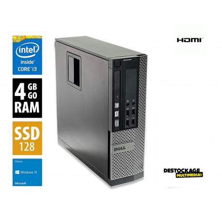 Dell OptiPlex 3010 Core i5-3225 3,3 GHz - 128 Ssd Go RAM 4 Go - Wifi Hdmi Windows 10 pro