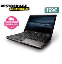 Hp Probook 6530B 14 Pouces Core 2 Duo 2,26 GHz - HDD 320 Go RAM 4 Go AZERTY Windows 10 reconditionné Garantie 1 an