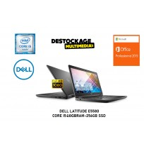 dell-latitude-e5580-core-i5- Full hd-16gb-256ssd-Win10-Office2019