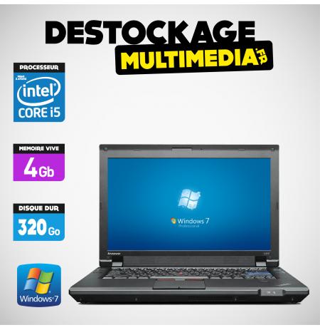 Lenovo ThinkPad L420 Core i5 2520M Wind 7 Pro 64 bits 4 Go 320Go